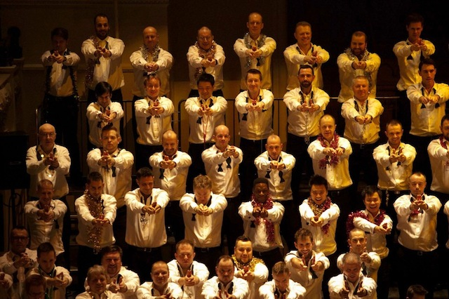 Concert Celebrates 21 Years Of The London Gay Men's Chorus